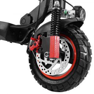 Kirin M4 Pro wheel