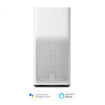 [International Version]Xiaomi Mi Mijia Air Purifier 2H Google Assistant Amazon Alexa Mi Home APP Control 260 m3/h Particles CADR