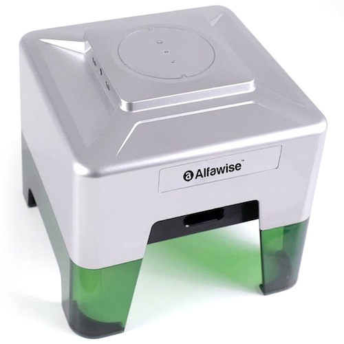Alfawise C50 MINI Wireless Smart Laser Engraver APP Operation Free DIY Multi-material Carving Compact Convenient Safe and Reliable
