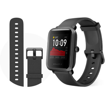 Amazfit Bip S GPS Built-in Wristband 40 Days Standby Lightweight Fitness Tracker 5ATM Smart Watch Global Version