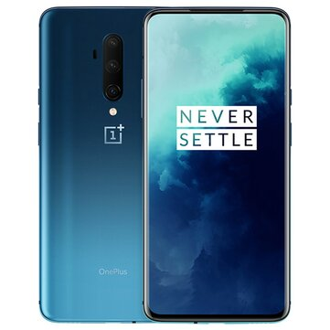 OnePlus 7T Pro Global Rom 6.67 inch 90Hz Fluid AMOLED Display HDR10+ Android 10 NFC 4085mAh 48MP Triple Rear Cameras 8GB RAM 256GB ROM UFS 3.0 Snapdragon 855 Plus 4G Smartphone