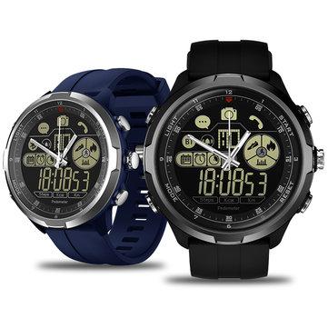 Zeblaze VIBE 4 HYBRID 1.24inch Activity 50M Waterproof Call Social Message Reminder 24-month Standby Smart Watch