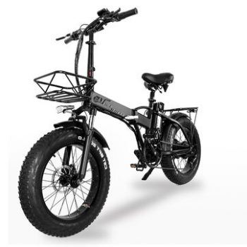 CMACEWHEEL GW20 Folding Electric Bike