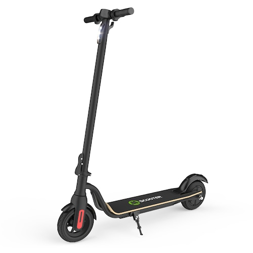 MEGAWHEELS S10 10-13.6 Miles Long Range Bettery Up to 15.5 MPH 8 Inch Pneumatic Tires Electric Scooter with Portable and Folding Commuter for Adults