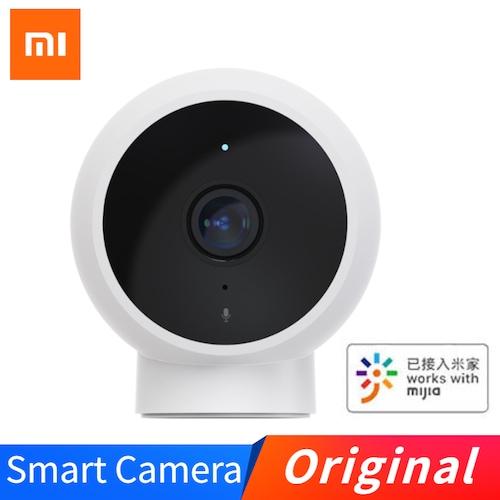 Original Xiaomi Smart Camera 170 Wide Angle Compact Camera HD 1080p Night Vision Work With Mijia