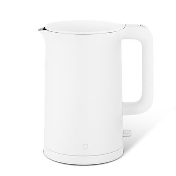 XIAOMI Mijia 1.5L Electric Water Kettle 304 Stainless Steel 1800W Water Kettle LED Light Water Boiler