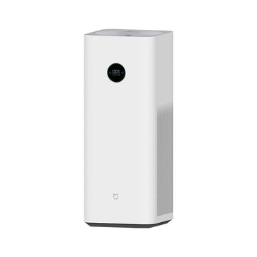 Xiaomi Mijia Air Purifier F1 Removal of Formaldehyde 400m³/h CARD 99.9% Sterilization Rate OLED Display Mijia APP Control