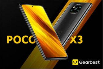 Gearbest Poco X3