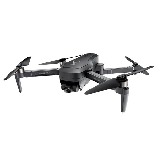 ZLRC SG906 Pro Beast 4K GPS 5G WIFI FPV With 2-Axis Gimbal Optical Flow Positioning Brushless RC Drone One Battery - Black