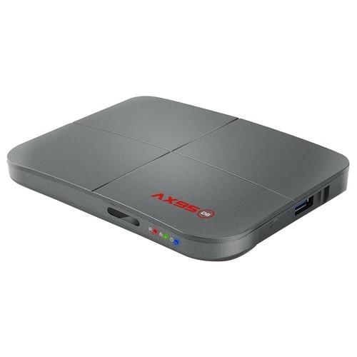 AX95 DB Android 9.0 S905X3-B 4GB/32GB TV BOX 8K HDR 10+ YouTube 4K BDMV ISO DOLBY 2.4G+5G Dual Band WIFI 100M LAN
