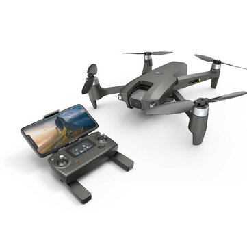 MJX MEW4-1 GPS 4K 5G WIFI Camera Optical Flow Positioning Foldable Brushless RC Quadcopter RTF