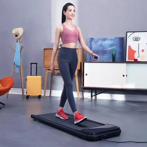 Urevo U1 Smart Walking Pad Ultra-Thin Treadmill for Workout, Fitness Training Gym Equipment, Exercise Indoor & Outdoor with Wireless Remote Control, LED Display, 3 Speed Mode by Xiaomi Youpin - EU Version