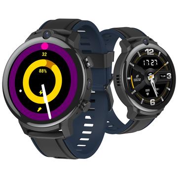 [Wireless Charger]Kospet Power 1.6 inch 400*400px Ceramic Bezel 3G+32G Memory 4G-LTE Watch Phone Face Unlock Dual Cameras GPS GLONASS Smart Watch