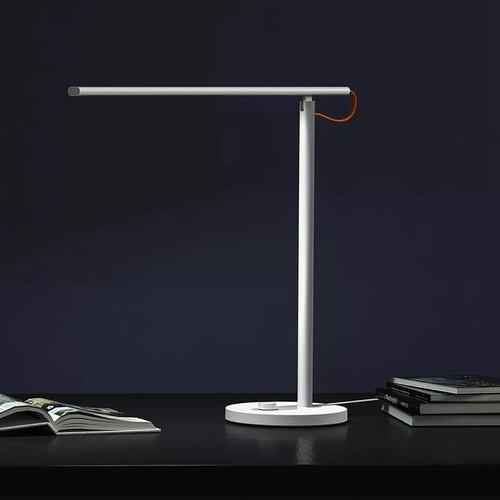 Xiaomi Mijia MJTD01SYL Table Lamp 1S LED Smart Reading Light Portable Fold Night Table Light Four Lighting Modes APP Voice Control EU Version - White