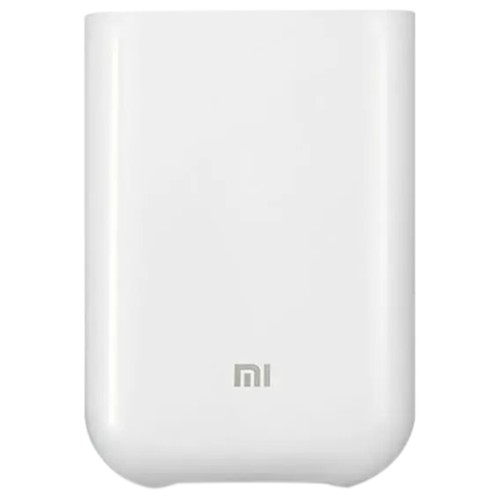 Xiaomi Pocket Photo Printer 3 Inch 300 DPI AR ZINK Non-ink Technology Portable Picture Printer APP Bluetooth Connection - White