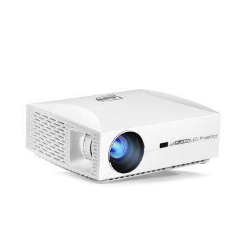 AUN F30 LCD Projector Full HD 1920x1080 Projector LED para Home Theater 5500 Lumens 3D 4K Projector