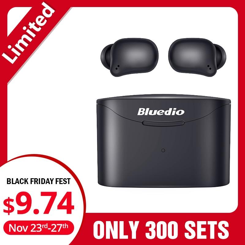 Bluedio T elf 2, Bluetooth Earphone, TWS Wireless Earbuds, Waterproof, Sports Headset, Wireless Earphone, In Ear, Charging Box|Phone Earphones & Headphones| - AliExpress