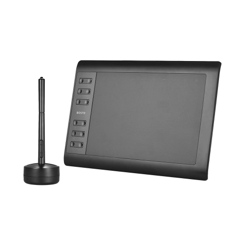 Bosto 1060 Plus 10'' * 6'' Digital Graphic Drawing Painting Animation Tablet Pad