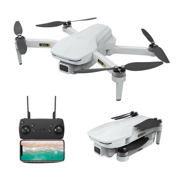 Eachine EX5 5G WIFI 1KM FPV GPS With 4K HD Camera Servo Gimbal 30mins Flight Time 229g Foldable RC Drone Quadcopter RTF