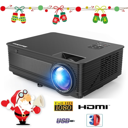 Excelvan M5 3500 Lumens Full HD Projector