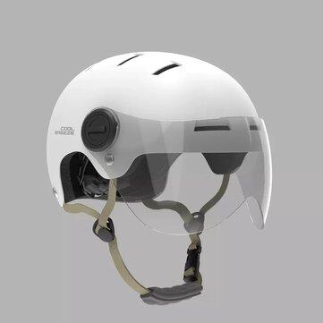 HIMO K1/K1M Cycling Helmet Adjustable 57-61cm Goggles Ultralight Skating Protective Helmet for FLIDO D4s JANOBIKE Electric Bike