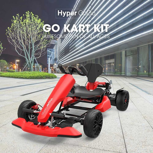 Hyper GoGo GO KART Kit Compatible With All Hoverboard Accessory