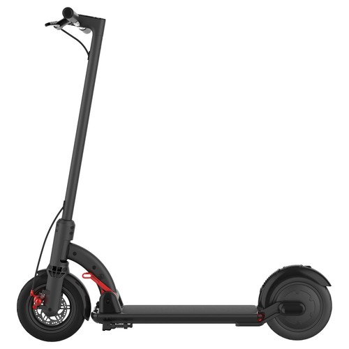 N4 Folding Electric Scooter 8.5 Inch Tire 300W Brushless Motor Max Speed 30km/h Up To 20km Range - Black