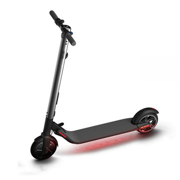Ninebot ES2 Kick Scooter Folding Electric Scooter Vehicle for Adults/Kids 5.2Ah 36V 300W 25km/h Max Load 100kg (Sports Version)