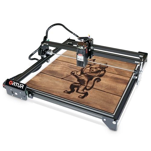 ORTUR Laser Master 2 32-bit Motherboard Laser Engraving Machine 400 x 430mm Large Engraving Area Fast Speed High Precision Laser Engraver