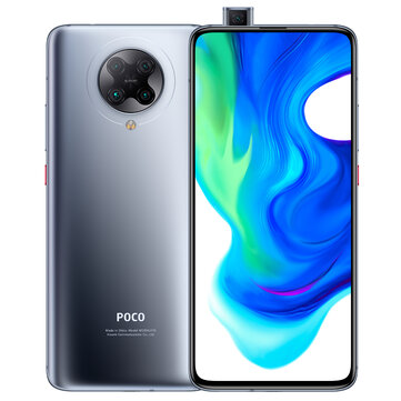 POCO F2 Pro Global Version 6.67 inch Snapdragon 865 4700mAh 30W Fast Charge 64MP Camera 8K Video 6GB 128GB 5G Smartphone