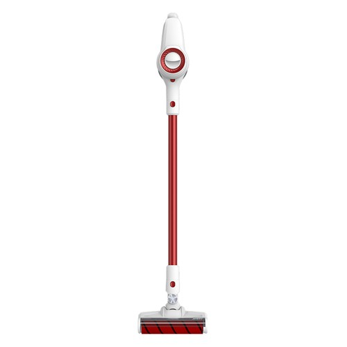 Xiaomi JIMMY JV51 Lightweight Cordless Stick Vacuum Cleaner 115AW Powerful Suction Anti-winding Hair Mite Cleaning Vacuum Cleaner EU Plug Global Version - Red