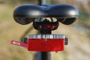 Himo Z20 hátsó lámpa