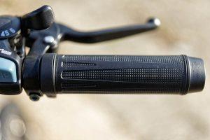 Himo Z20 elektromos kerékpár gázkar