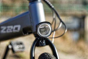 Himo Z20 elektromos kerékpár világítás