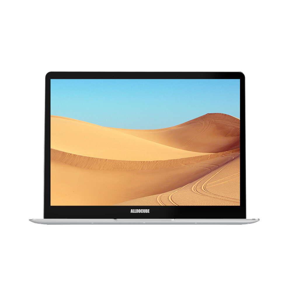 Alldocube VBook Laptop 13.5 inch 3000*2000 High-Resolution Intel N3350 8G RAM 256GB eMMC 100%sRGB 38Wh Full-featured Type-C Full Metal Notebook COD