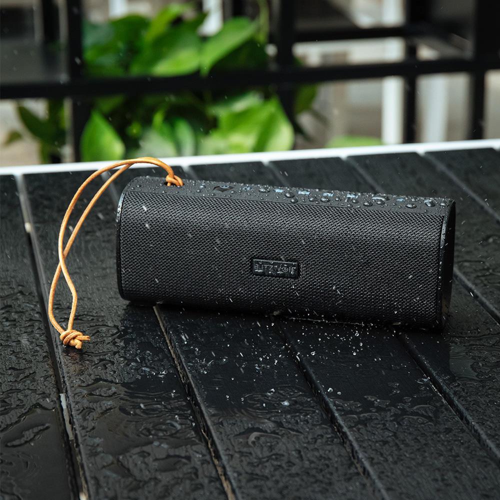 BlitzWolf® BW-WA2 20W Wireless bluetooth Speaker Dual Passive Diaphragm TWS NFC Bass Stereo Outdoors Soundbar with Mic COD