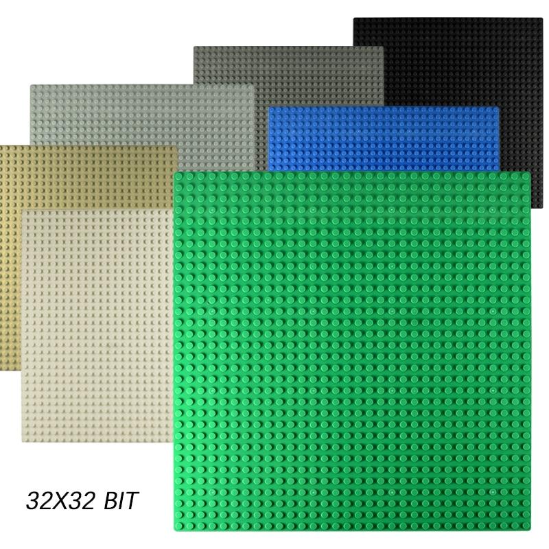 Classic Dots Base Plates Plastic Bricks Baseplates Compatible Legoing Toys City Dimensions Building Blocks Construction DIY Toys|Blocks| - AliExpress