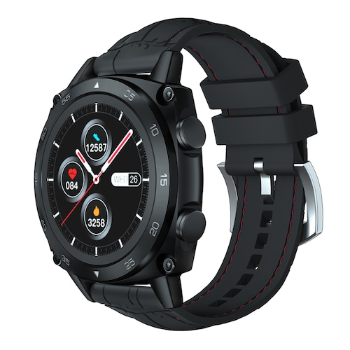 Cubot C3 Smart Watch Sport Heart Rate Sleep Monitor 5ATM WaterProof Touch Fitness Tracker Smart Watch for Men Women Android iOS