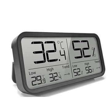 Digital Indoor Thermometer Humidity Gauge Room Temperature Humidity Monitor High-Precision Digital Sensor Hygrometer