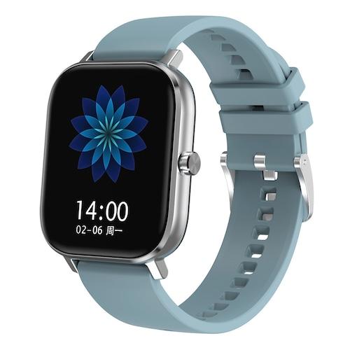 Gocomma DT35 Bluetooth Call Smart Watch Heart Rate ECG Blood Pressure Blood Oxygen Music Control Remote Camera Pedometer Smartwatch