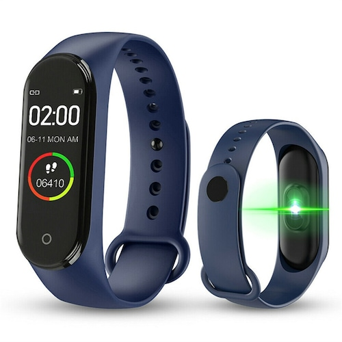 M3 / M4 Smartwatch Bluetooth Smartband Miband Color Screen Sport Heart Rate Monitor Waterproof Android IOS Xiaomi smart band Trackers Fitness Band