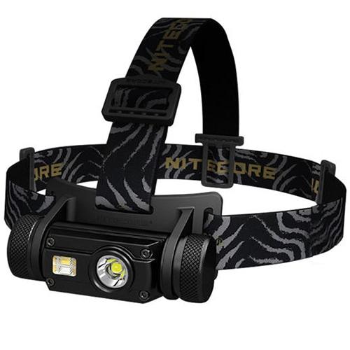 Nitecore HC65 Portable 1000lm LED Headlamp with 18650 Battery
