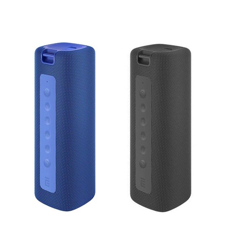 Original Xiaomi Mi Portable bluetooth Speaker 16W HiFi Bass TWS Wireless Soundbar IPX7 Waterproof Outdoor Speaker COD