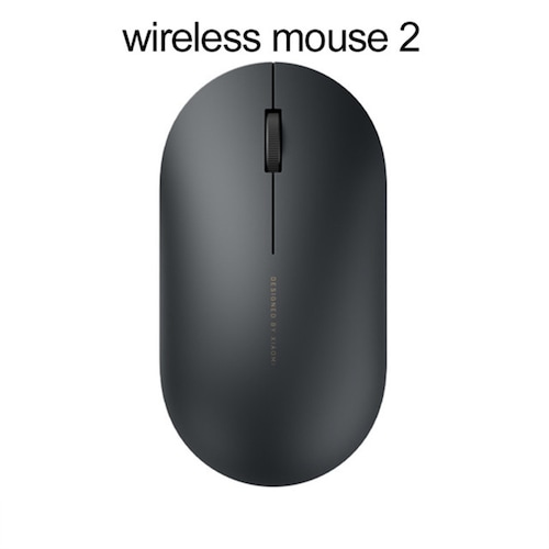 Original Xiaomi Wireless Mouse 2 Mouse Lite 2.4GHz 1000dpi Game Mouses Optical Mouse Mice Mini Ergonomic Portable Mouse