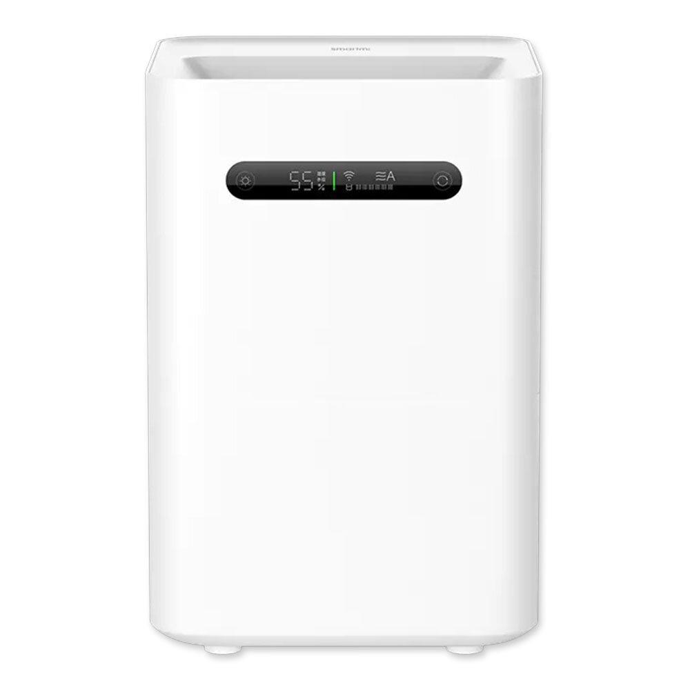 Smartmi CJXJSQ04ZM Evaporation Air Humidifier 2 4L Large Capacity 99% Antibacterial Smart Screen Display Mi Home APP Control COD