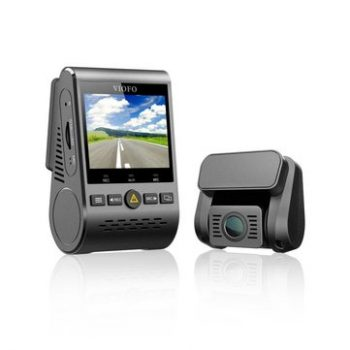Viofo A129-DG Duo Dual Channel 5GHz Wi-Fi Full HD Car Dash Dual Camera