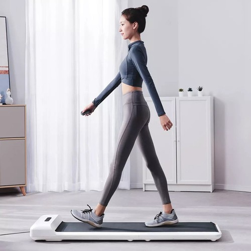 WalkingPad S1 Smart Foldable Walking Pad Treadmill Gym Running Fitness Equipment Intelligent Feet Sensory Speed Control LED Display Low Noise From Xiaomi Youpin - White