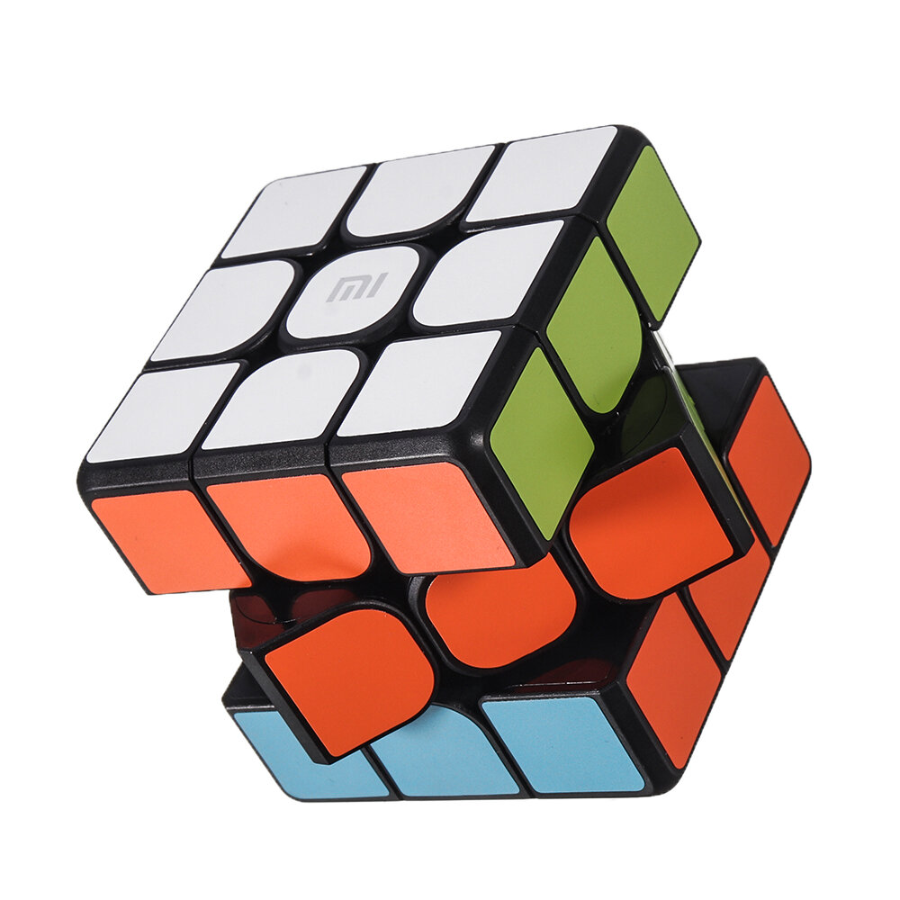 XIAOMI Original bluetooth Magic Cube Smart Gateway Linkage 3x3x3 Square Magnetic Cube Puzzle Science Education Toy Gift