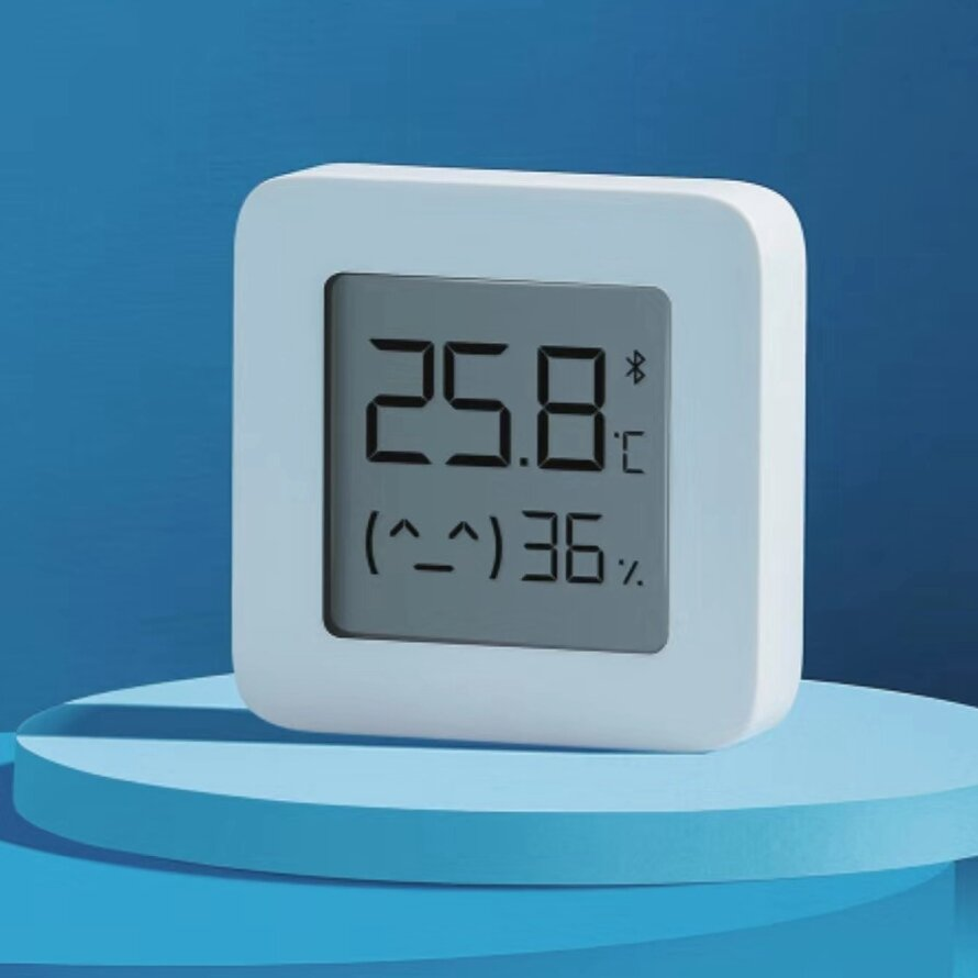 XIAOMI Smart Bluetooth Thermometer Wireless Electric Digital Hygrometer Thermometer Work for Home Decor COD