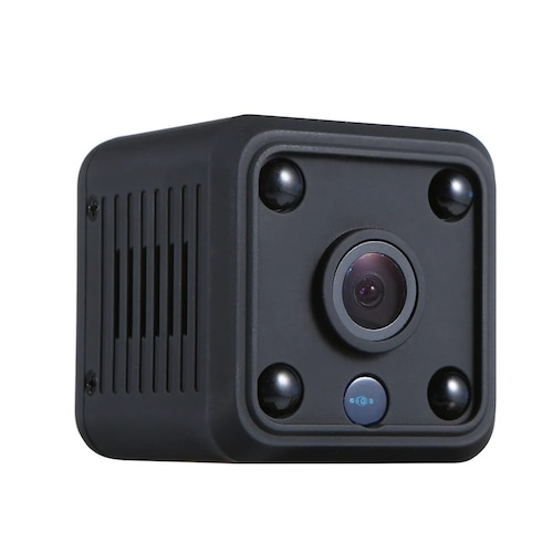 Gocomma HD 1080P Mini WiFi Camera Home IP Camera Battery CCTV Wireless Security HD Surveillance Micro Night Vision Home Monitor